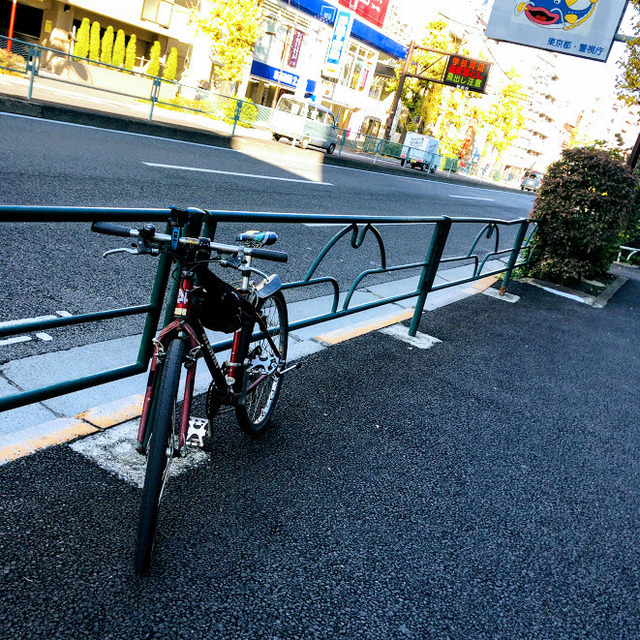 ubereats_自転車_副業